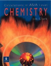 ISBN: 9780582411272 - Calculations in A-level Chemistry