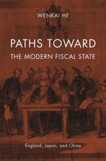ISBN: 9780674072787 - Paths Toward the Modern Fiscal State