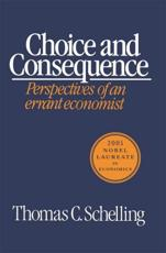 ISBN: 9780674127715 - Choice and Consequence