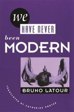 ISBN: 9780674948396 - We Have Never Been Modern