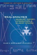 ISBN: 9780691113869 - Real Analysis (Bk. 3)