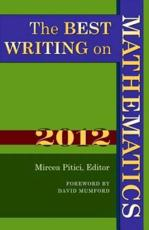 ISBN: 9780691156552 - The Best Writing on Mathematics