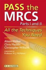 Pass the MRCS