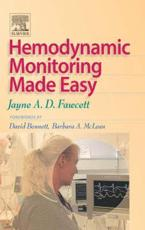 Hemodynamic Monitoring Made Easy