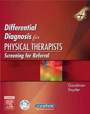 Differential Diagnosis for Physical Therapists