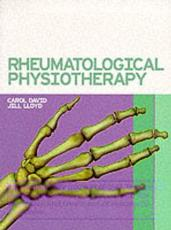 Rheumatological Physiotherapy