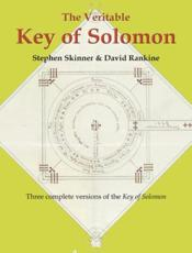 The Veritable Key of Solomon