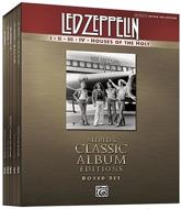 Classic Led Zeppelin I V: Boxed Set (Authentic Guitar Tab) Book (Boxed Set)