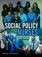 ISBN: 9780745649207 - Social Policy for Nurses