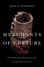 ISBN: 9780745661063 - Merchants of Culture