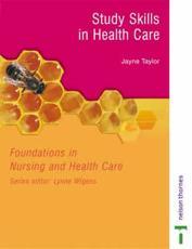 Study Skills in Health Care