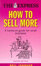 How to Sell More