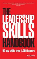 ISBN: 9780749448271 - The Leadership Skills Handbook