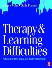 Therapy and Learning Difficulties