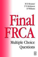 Final FRCA