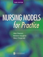 Nursing Models for Practice