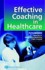 Effective Coaching in Healthcare Practice