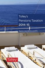 Tolley's Pensions Taxation 2014 2015