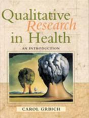 Qualitative Research in Health