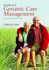 Handbook of Geriatric Care Management