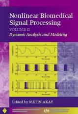Nonlinear Biomedical Signal Processing (v. 2)