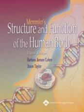 Memmler's Structure and Function of the Human Body with CDROM