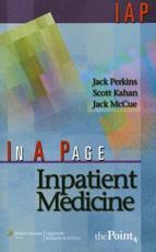 Inpatient Medicine