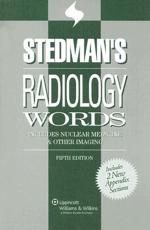 Stedman's Radiology Words