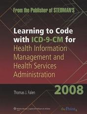 Learning to Code with ICD-9-CM for Health Information Management and Health