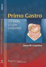 Primo Gastro: The Pocket GI/Liver Companion