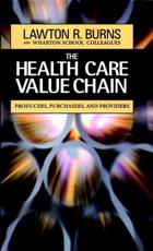 The Health Care Value Chain