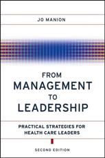 From Managment to Leadership