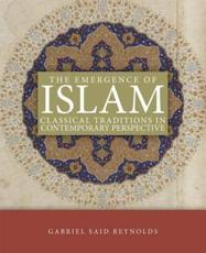 ISBN: 9780800698591 - The Emergence of Islam
