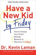 ISBN: 9780800732189 - Have a New Kid by Friday