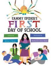 Sammy Spiders First Day of School