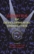 Genetics of Developmental Disabilities