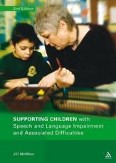 Supporting Children with Speech and Language Impairment and Associated