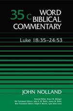 Word Biblical Commentary (v. 35C)
