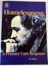 Homelessness: a Primary Care Response