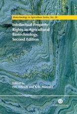 Intellectual Property Rights in Agricultural Biotechnology