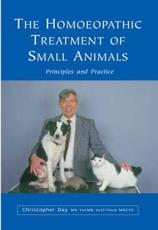 The Homoeopathic Treatment of Small Animals