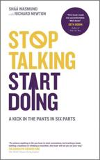 ISBN: 9780857081735 - Stop Talking, Start Doing