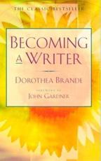 ISBN: 9780874771640 - Becoming a Writer
