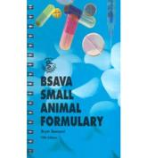 BSAVA Small Animal Formulary