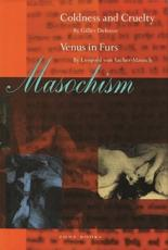Masochism: Coldness and Cruelty and Venus in Furs