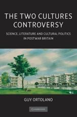 ISBN: 9781107402706 - The Two Cultures Controversy