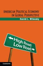 ISBN: 9781107638952 - American Political Economy in Global Perspective