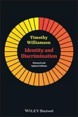 ISBN: 9781118432594 - Identity and Discrimination