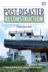 ISBN: 9781136541247 - Post-Disaster Reconstruction