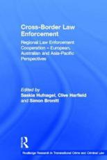 ISBN: 9781136697289 - Cross-Border Law Enforcement